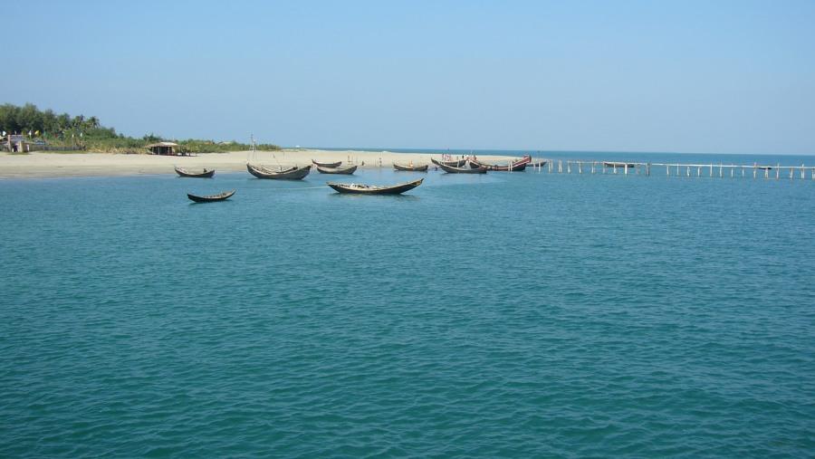 St Martin Island