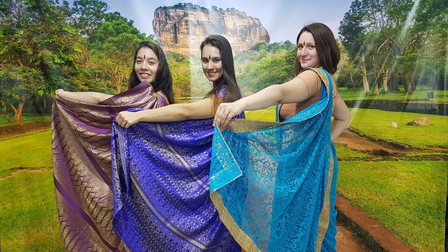 Magical spirit of Sri Lanka (2017)