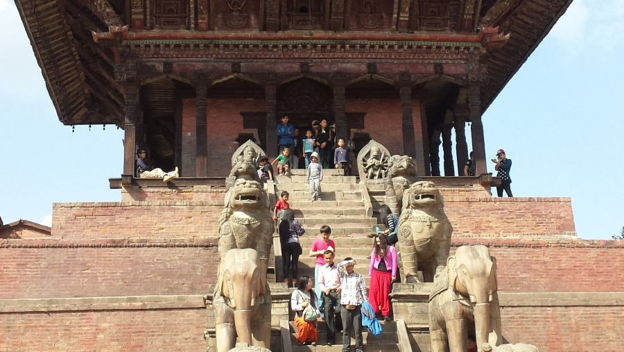 Nyatapole Temple