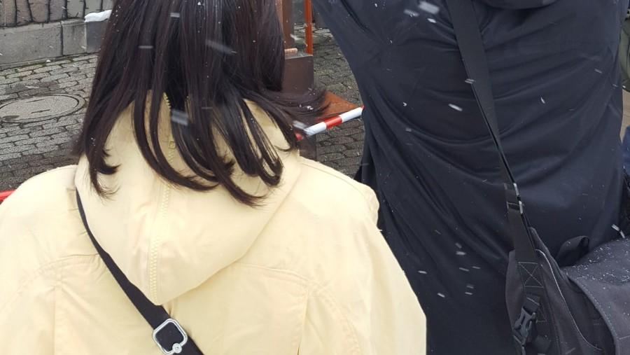 Otaru steam clock