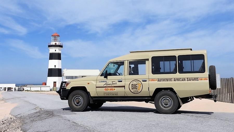 Alan Tours, Cape Recife lighthouse tours