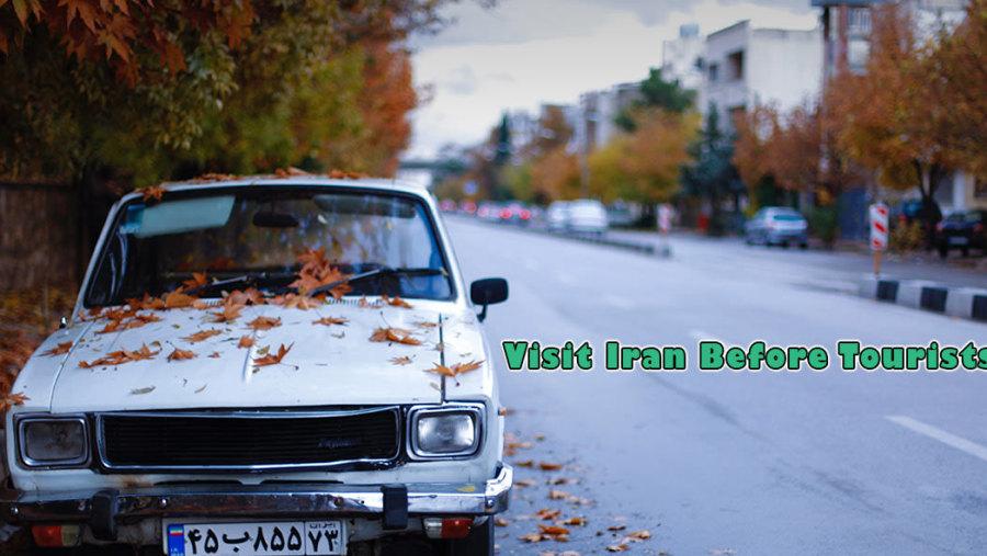 Iran Peykan