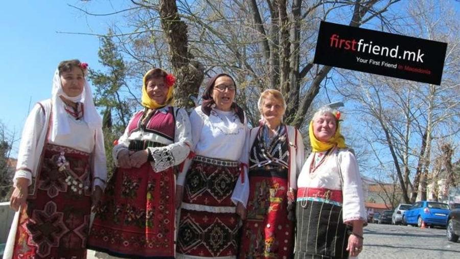 Kriva Palanka yöresinin geleneksel köstümleri