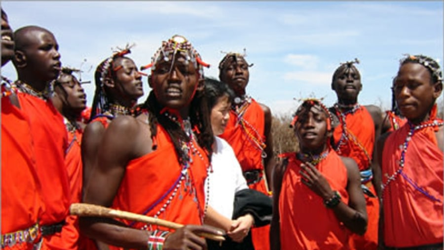 Lake Natron cultural tours