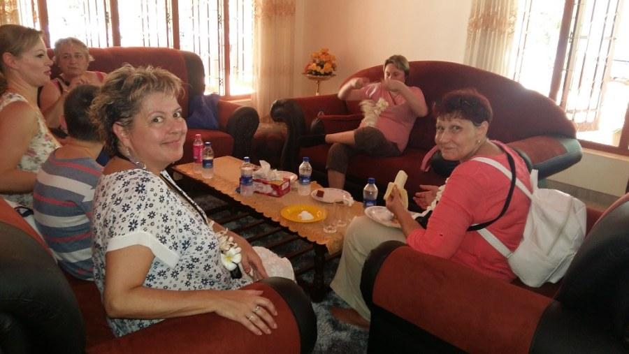 Hungarian group tour