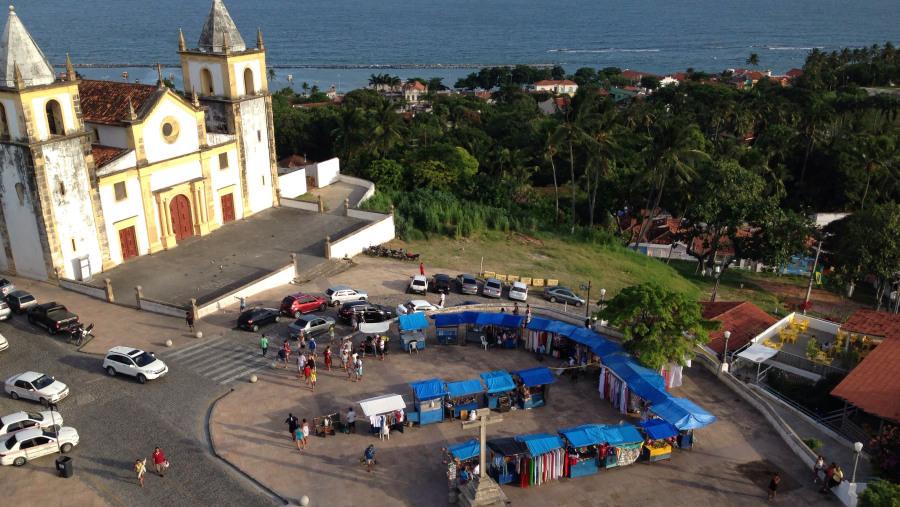 Sítio Histórico/Alto da Sé (Catedral da Sé)