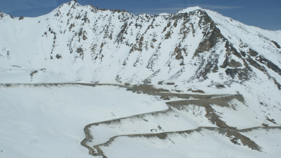 Khardong Pass