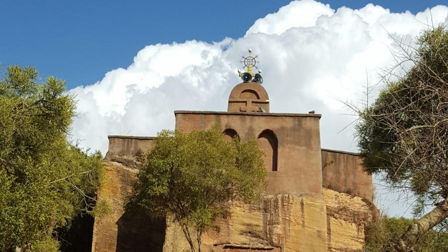 Wukro Cherkos  church