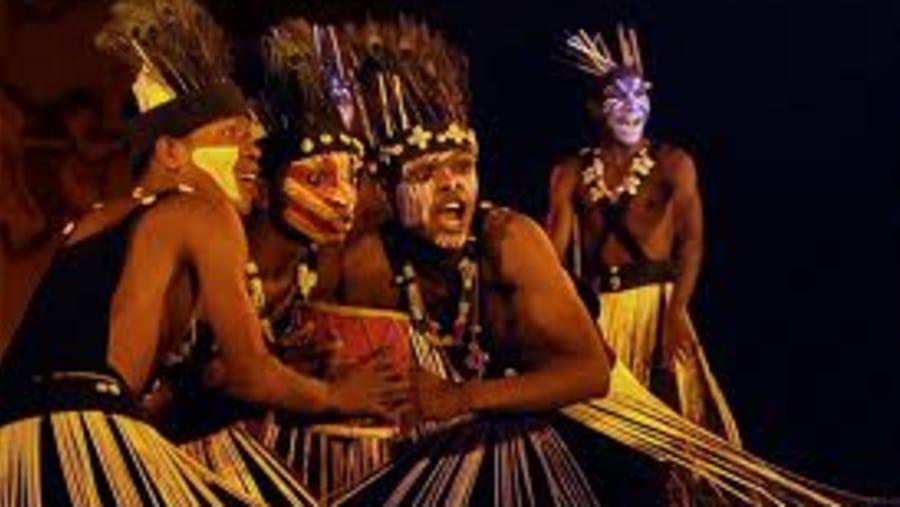 Dhamal Dance of Nigro