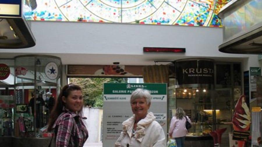 Best guide in Prague, Hana Jurkova