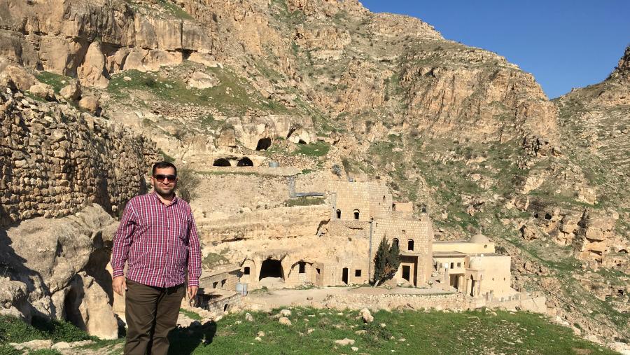 Best Tour Guide In Iraqi Kurdistan ( Haval Qaraman Rawandwzy )