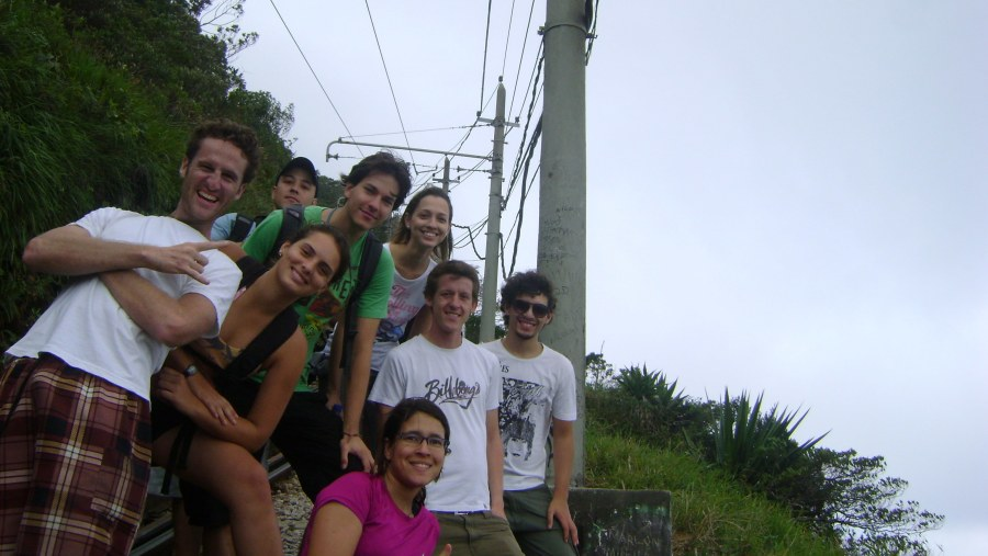 Corcovado Trekking  - going to Christ redeemer by foot