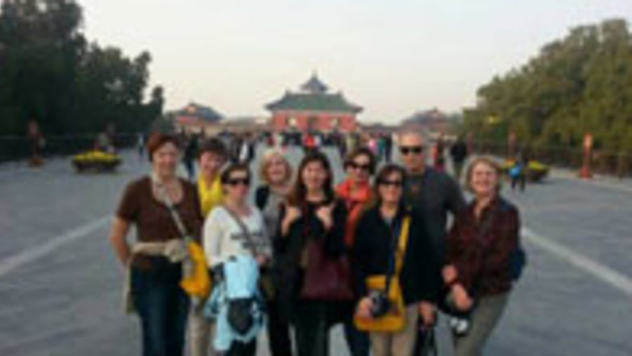 Small Group Tour at Temple of Heaven