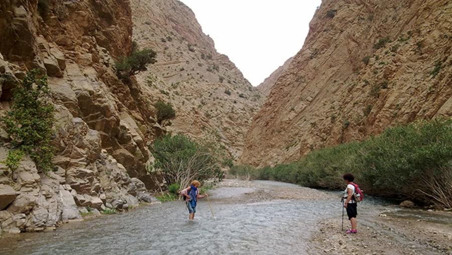 Mgoun gorges