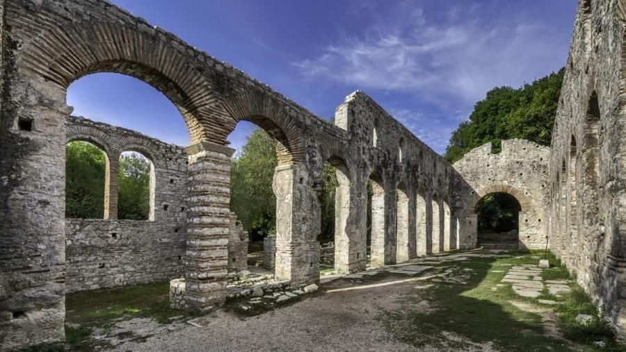Butrint UNESCO Heritage