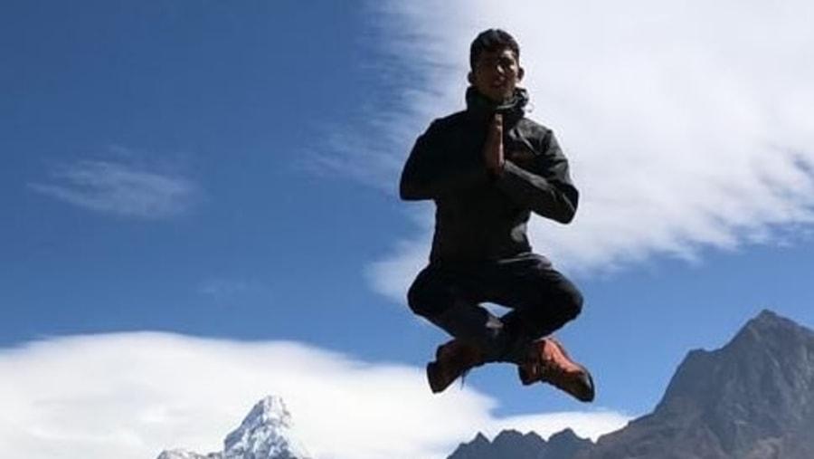 jump at himlaya