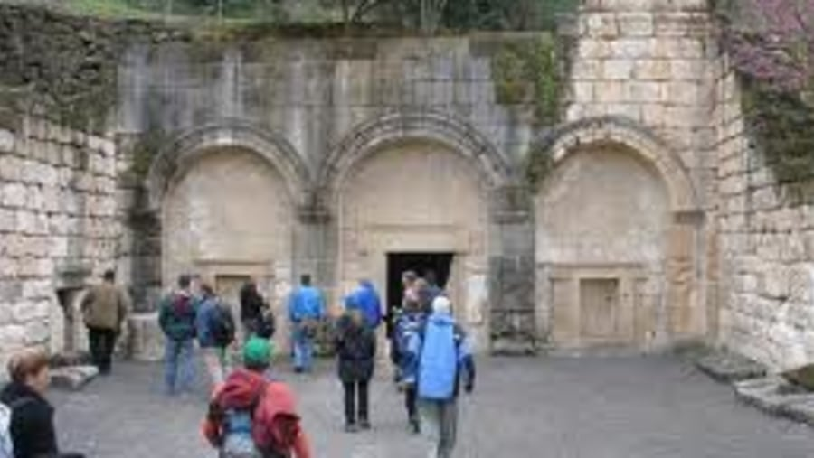 Beth-Shearim necropolis