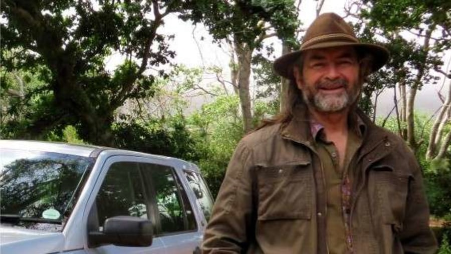 Howard Butcher, Nature Site Guide, South Africa