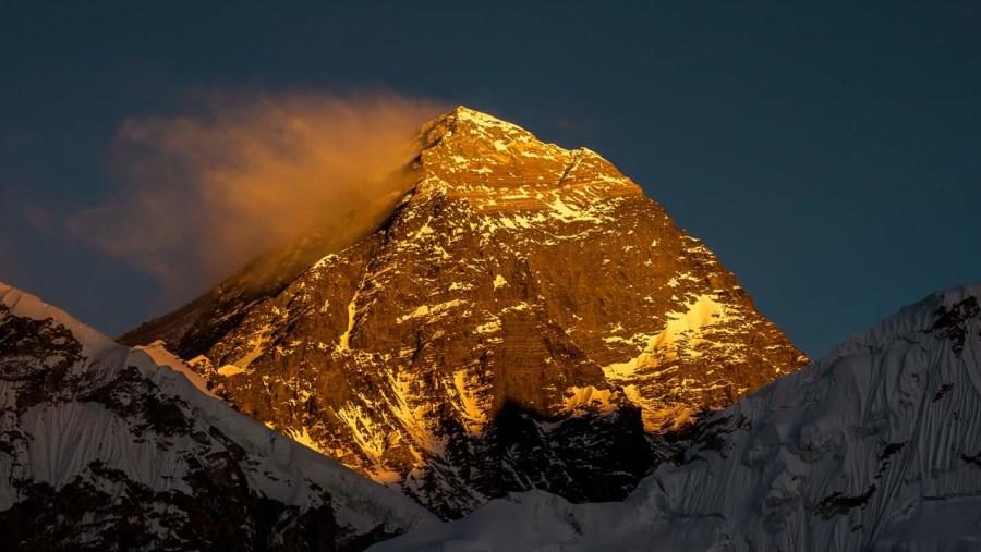 Mount. Everest