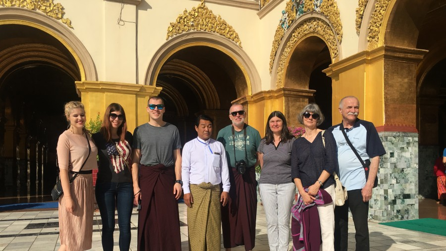 Premium guides in Mandalay