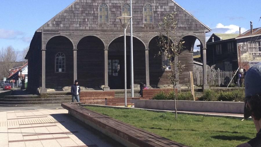 Chiloe Island, Achao Church