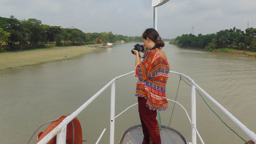 """Women Solo Traveler in Bangladesh!"""