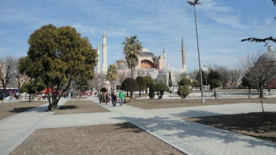Saint Sofia, Sultanahmet