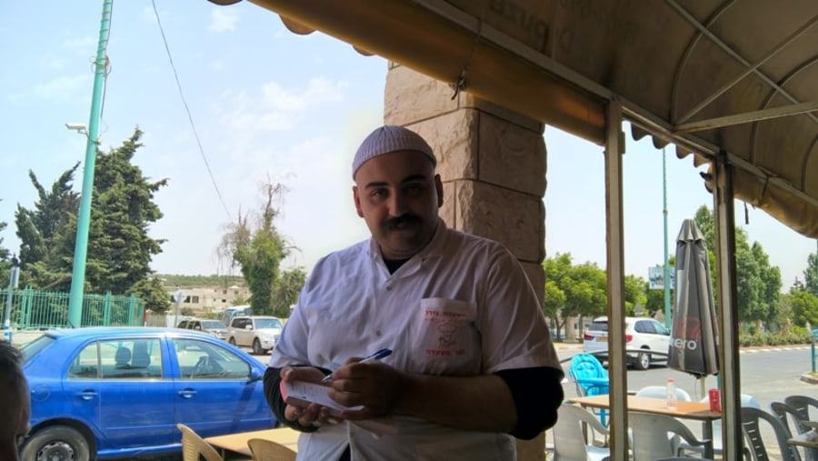 Excellent tour guide for Israel Jonathan Tannhauser