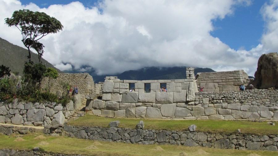 El Templo de las Tres Ventanas - Machu Picchu