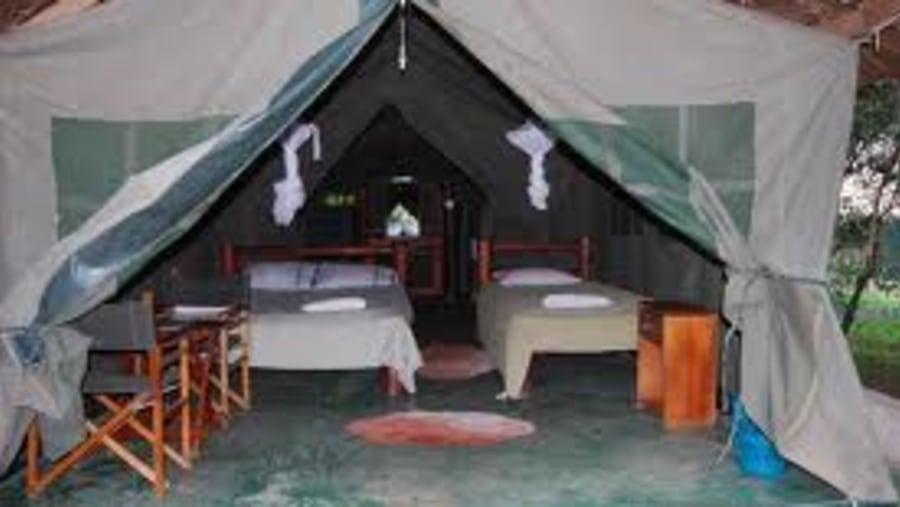 Budget Tented Camp by inside africa budget safaris