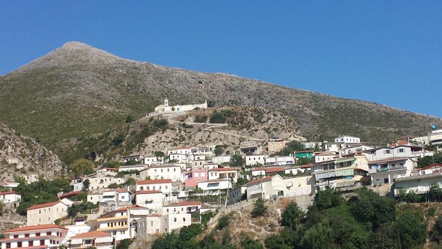 Vuno village