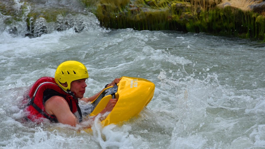 Hydro speed in Vjosa River is designed to be one of the most incredible outdoor adventure tour in Albania!