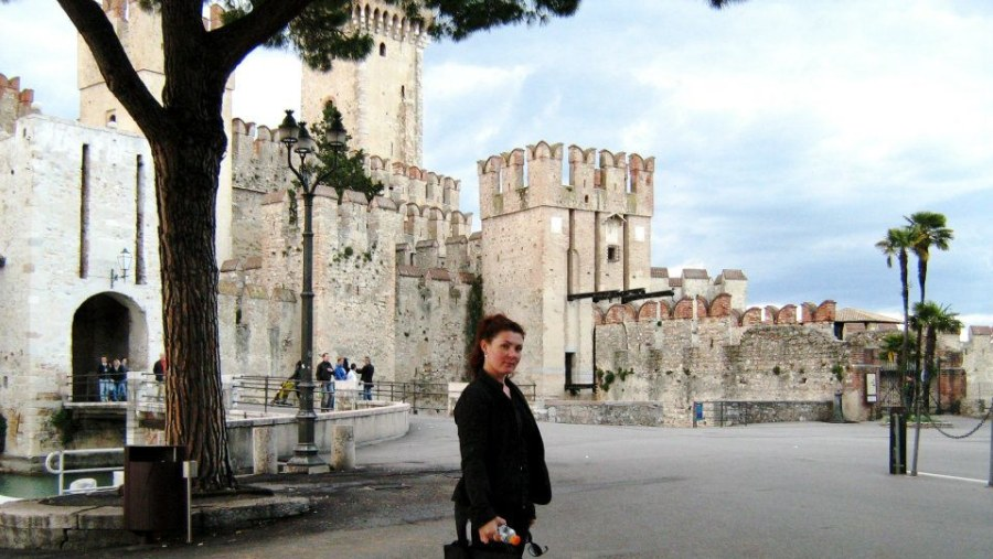Sirmione is a comune in the province of Brescia, in Lombardy (northern Italy), fortress Scaliger
