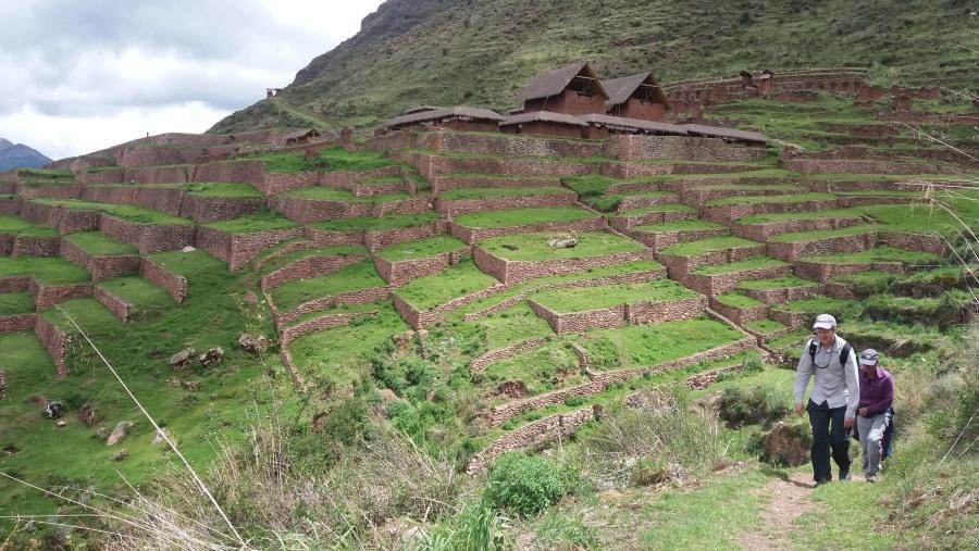 lost Inca Site