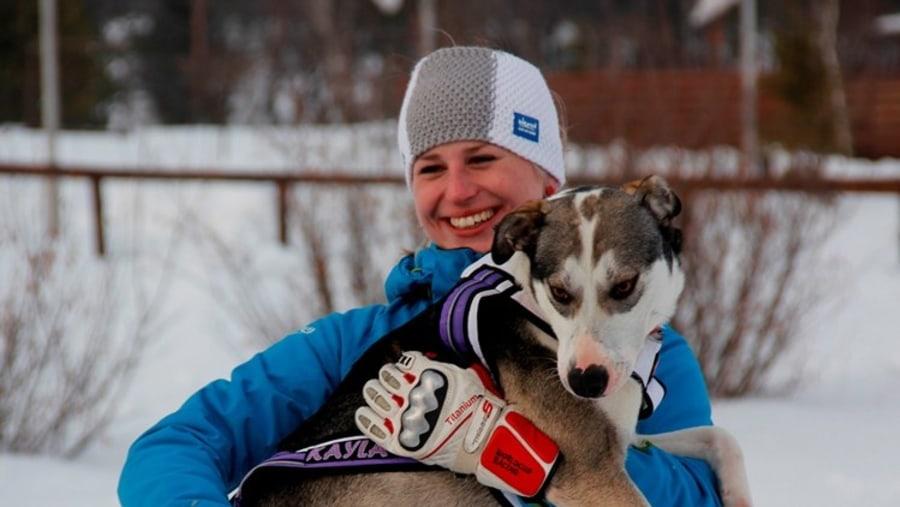 TOURS IN SLOVAKIA, DOG SLEDDING WITH ADVENTOURA.EU