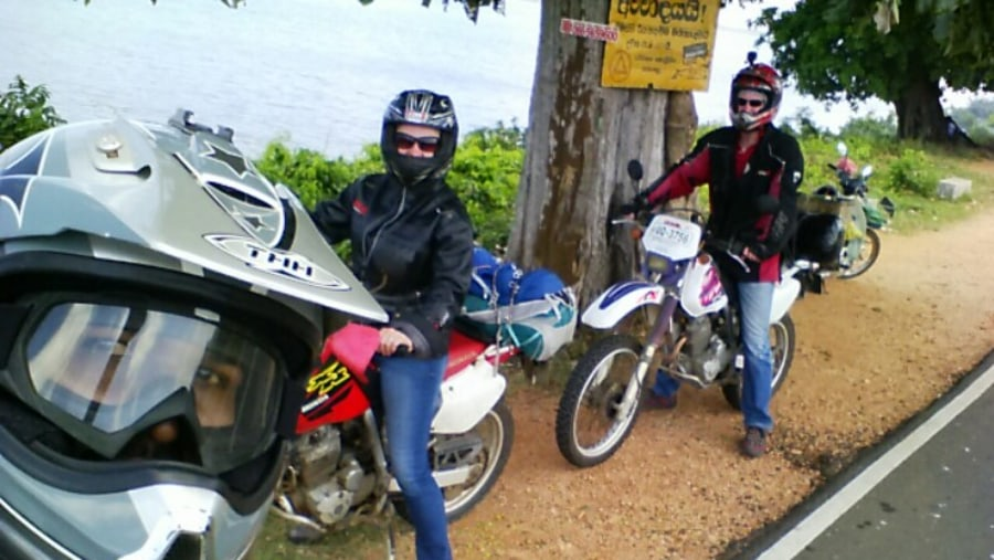 Fantastic 11 night best of Sri Lanka motorbike tour