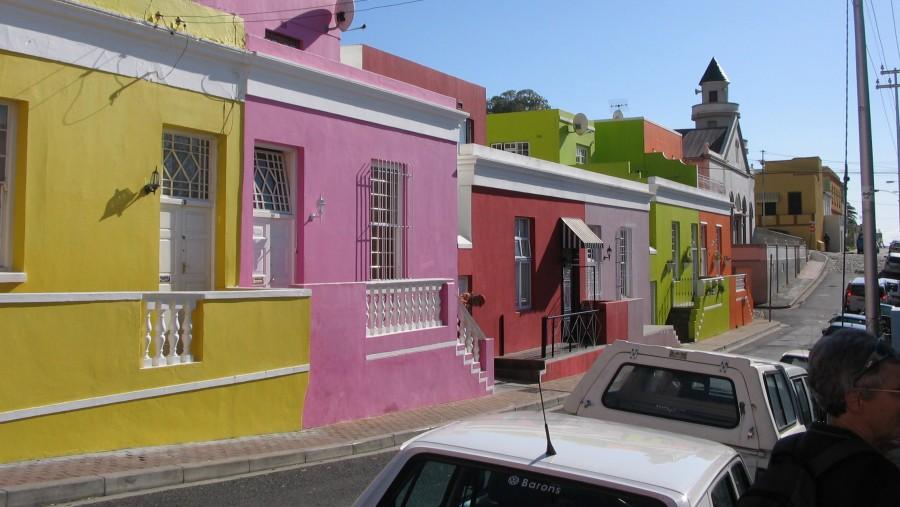 BoKaap houses