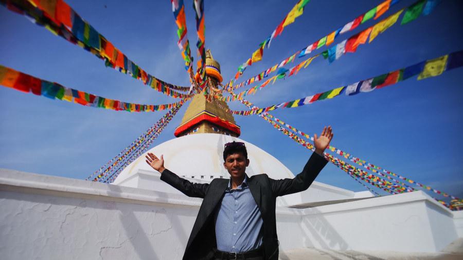 buddha stupa day city tour