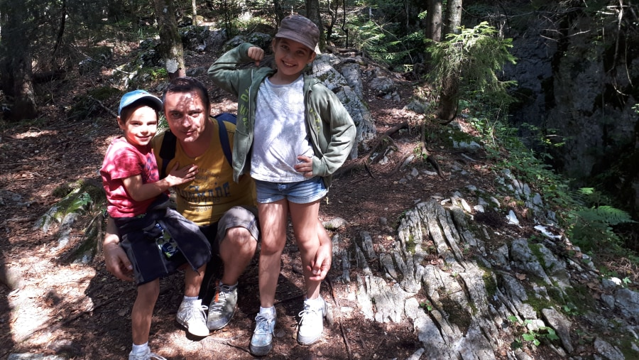 Family Mountain trips in the Western Carpathians - Padis