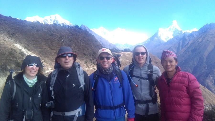 Everest Base Camp Trek 2017