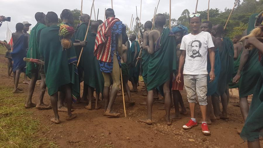 Surma Tribes