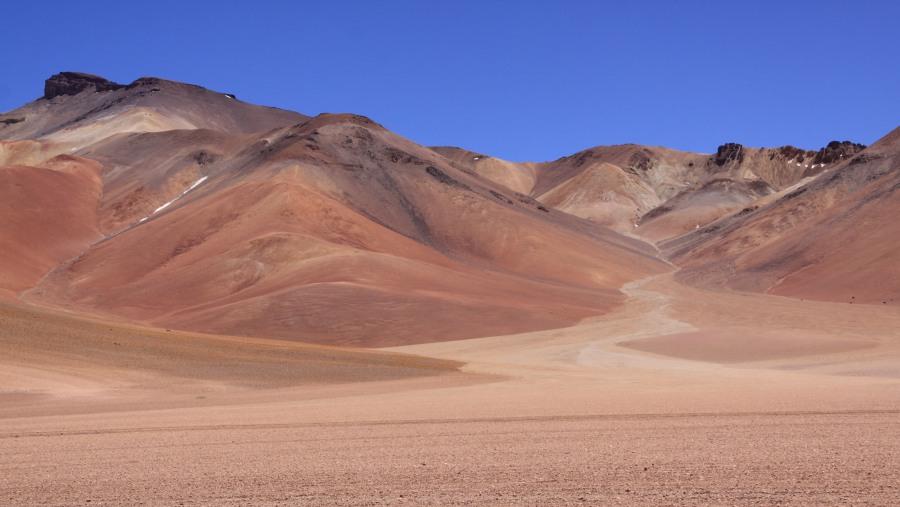 Los Lipez desert