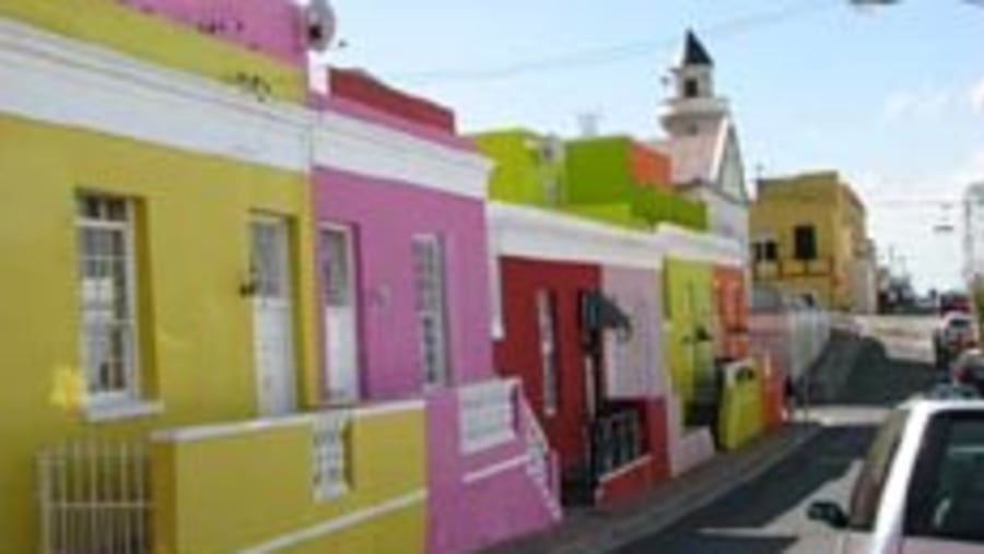 The beauty of the Bo kaap