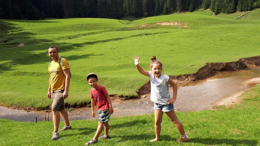 Family Trip - Padis Plateau