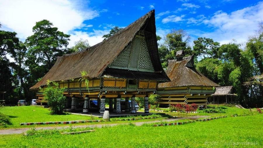 Batak Traditonal House
