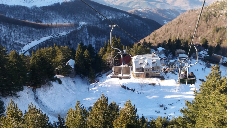 Brezovica Skiing Resort