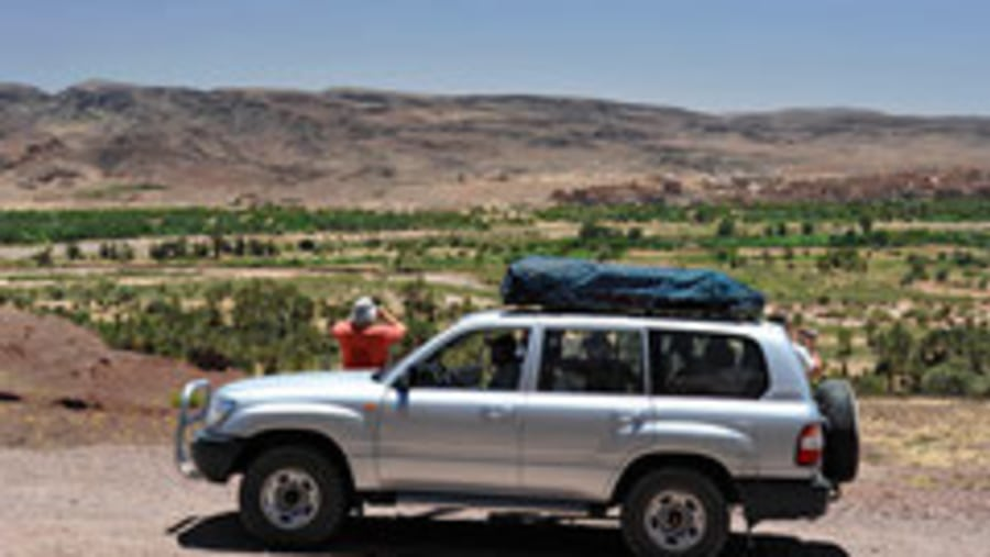 5 Days Trekking in High Atlas Mountains