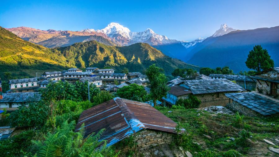 Himalayan Trekking Path