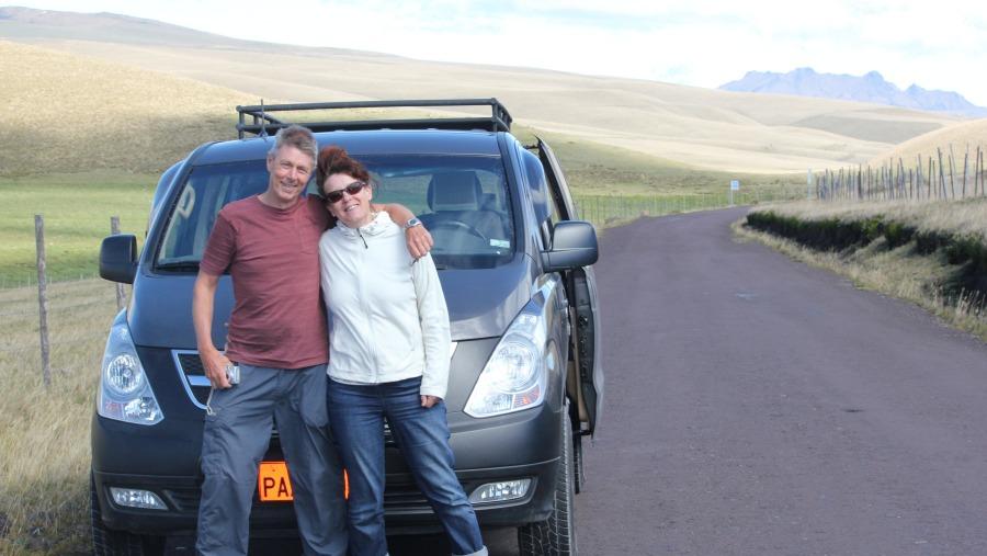 antisana national park