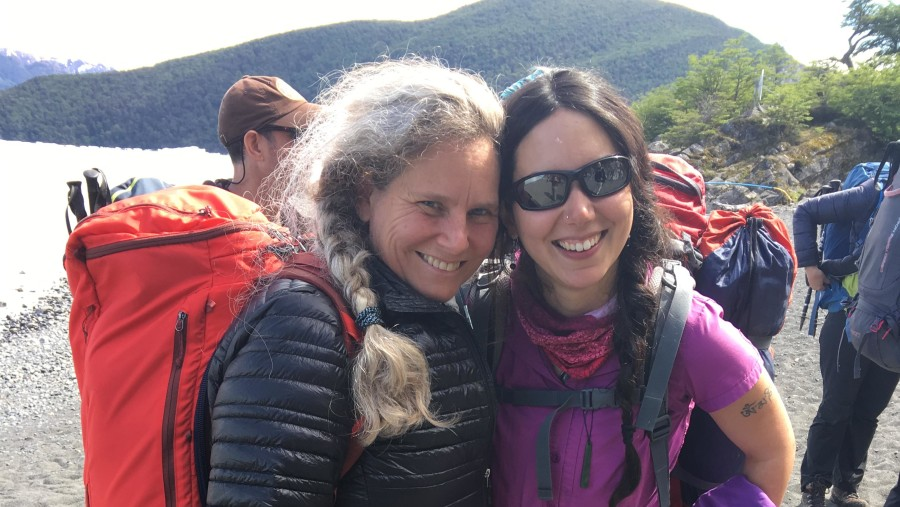Going to Patagonia is Awesome...with Guide Pelin SUPER AWESOME